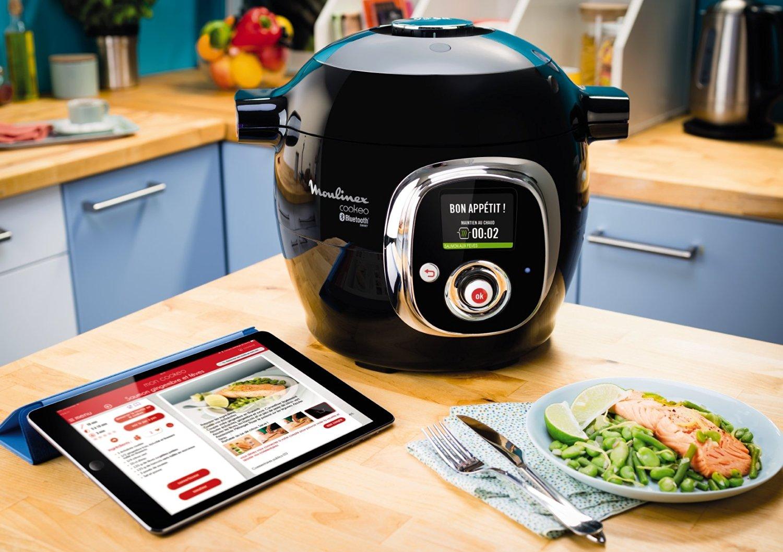 Le comparatif 2017 des autocuiseurs cookeo de moulinex cocotte - Robot de cuisine qui cuit les aliments ...