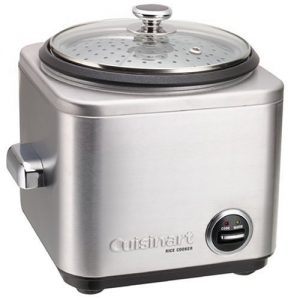 avis-test-rice-cooker-cuisinart-crc800e