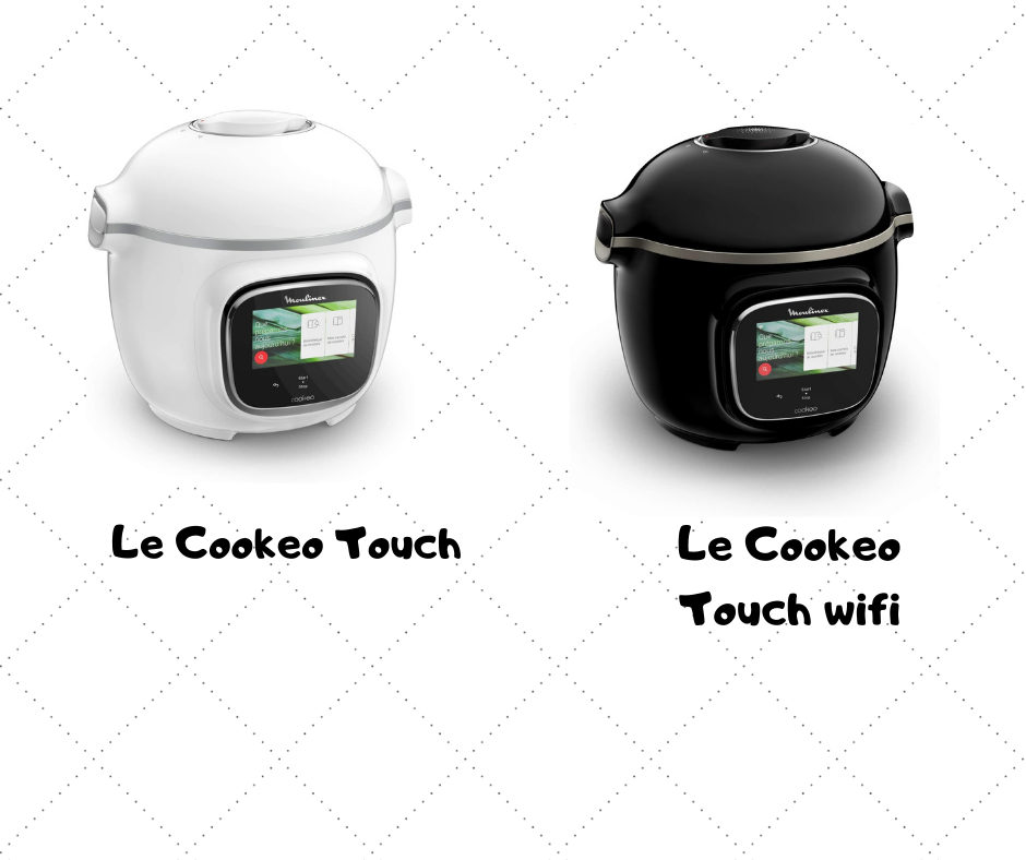 Cookeo-touch-comparatif